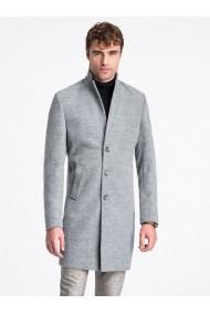 Palton premium barbati  C425 gri