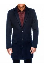 Palton barbati premium  C432 bleumarin