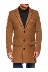 Palton barbati premium  C432 camel