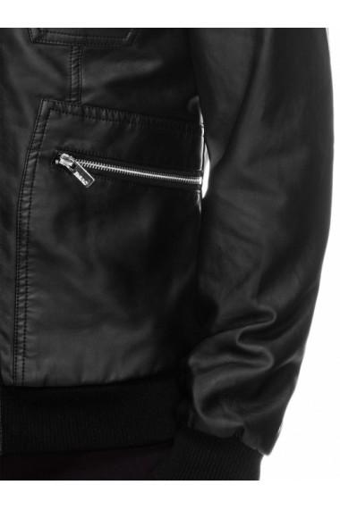 Geaca premium barbati  C415  negru