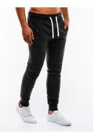 Pantaloni de trening barbati  P867 negru