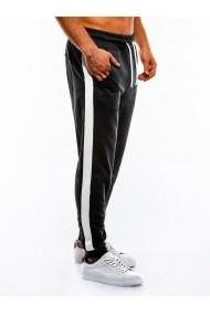 Pantaloni de trening barbati  P865 negru