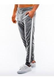 Pantaloni de trening barbati  P865 gri