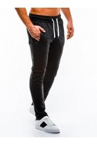 Pantaloni de trening barbati  P866 negru