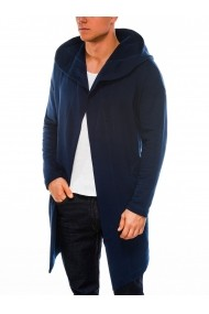 Cardigan barbati  B961 bleumarin