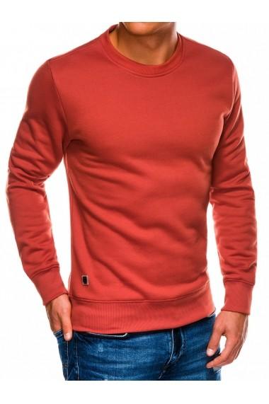 Bluza barbati B978  portocaliu