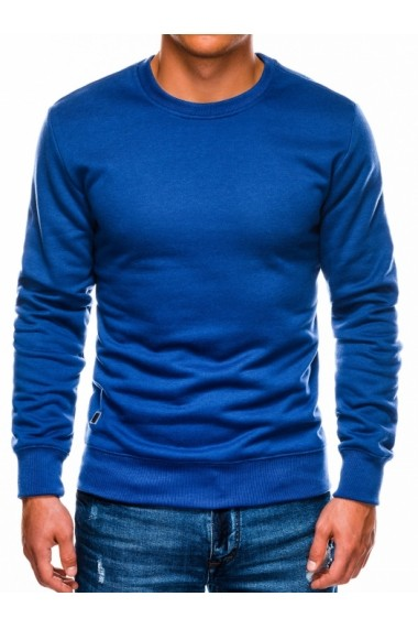 Bluza barbati B978  albastru inchis
