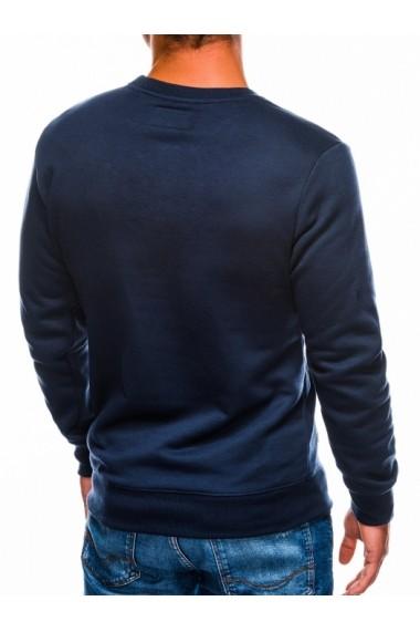 Bluza barbati B978  bleumarin