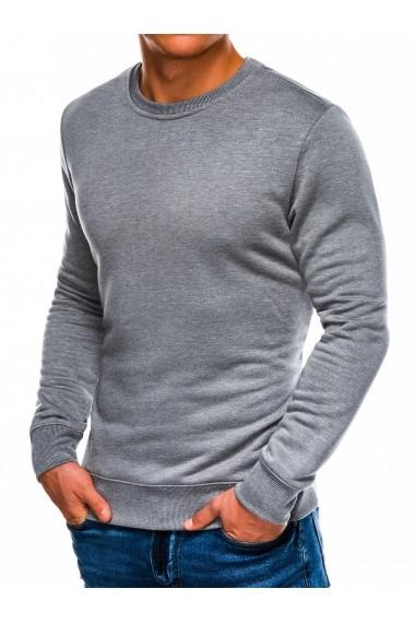 Bluza barbati B978  gri