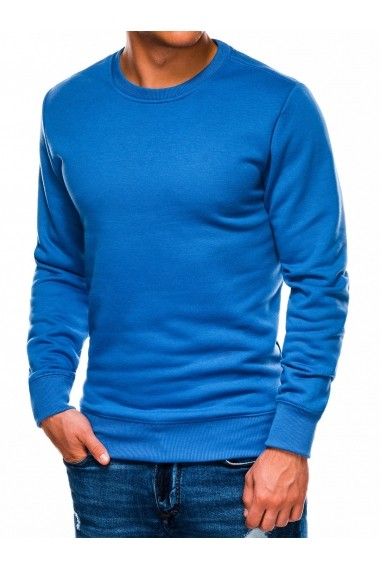 Bluza barbati B978  albastru