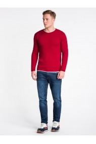 Bluza premium barbati E121  rosu