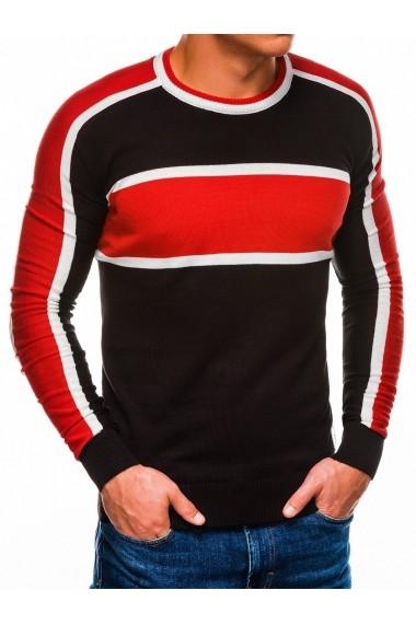 Bluza barbati E145  negru