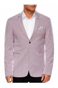 Sacou elegant barbati  M97  rosu