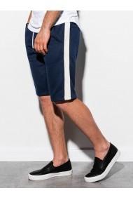 Pantaloni scurti barbati W241  bleumarin