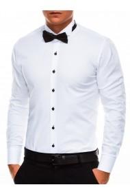 Camasa eleganta barbati K309 - alb