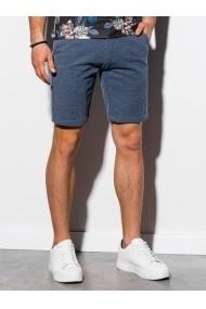 Pantaloni scurti premium barbati W224 - bleumarin