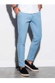 Pantaloni premium  casual  barbati - P891-albastru-deschis