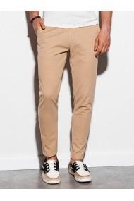Pantaloni premium  casual  barbati - P891-bej