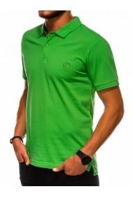 Tricou polo barbati S1048 - verde