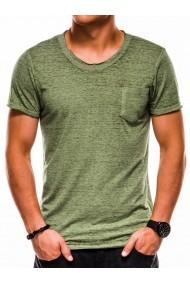 Tricou barbati S1051 - verde