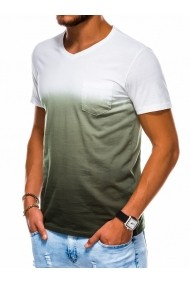 Tricou barbati S1036 - olive