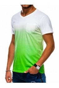 Tricou barbati S1036 - verde