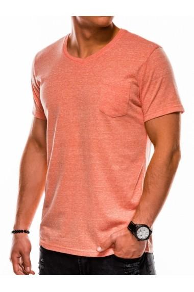 Tricou barbati S1045 - portocaliu