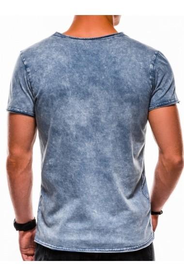 Tricou barbati S1050 - bleumarin