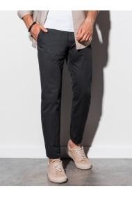 Pantaloni premium casual barbati - P894-negru