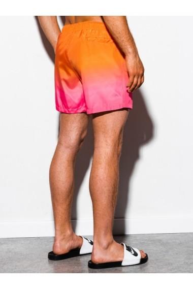 Sort baie barbati W250 - portocaliu