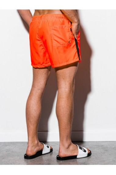 Sort baie barbati W251 - portocaliu
