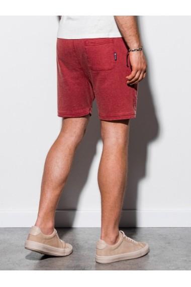 Pantaloni scurti barbati W223 - rosu