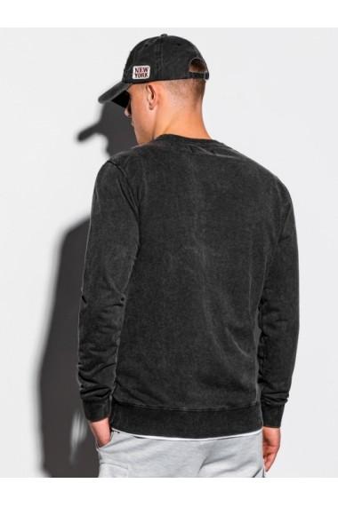 Bluza barbati B1023 - negru