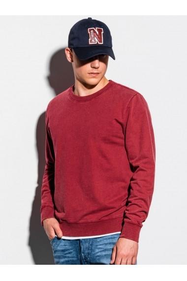 Bluza barbati B1023 - rosu