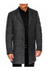 Palton barbati C426 - gri
