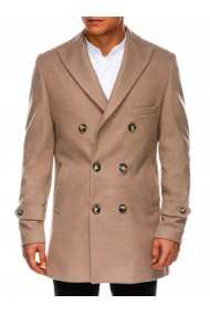 Palton barbati C429 - bej