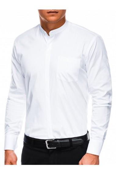 Camasa eleganta barbati K307 - alb