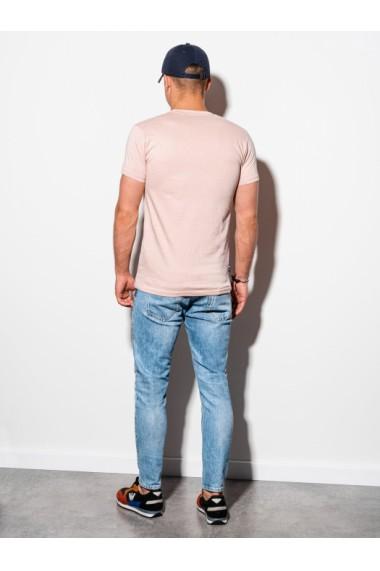 Tricou barbati S884 - piersica
