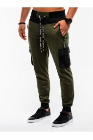 Pantaloni barbati P645 - khaki