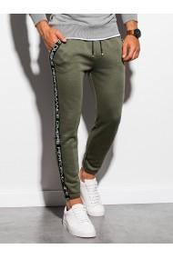 Pantaloni de trening barbati - P899 - khaki