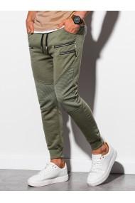 Pantaloni de trening barbati - P900 - khaki