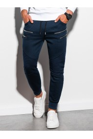 Pantaloni de trening barbati - P900 - bleumarin