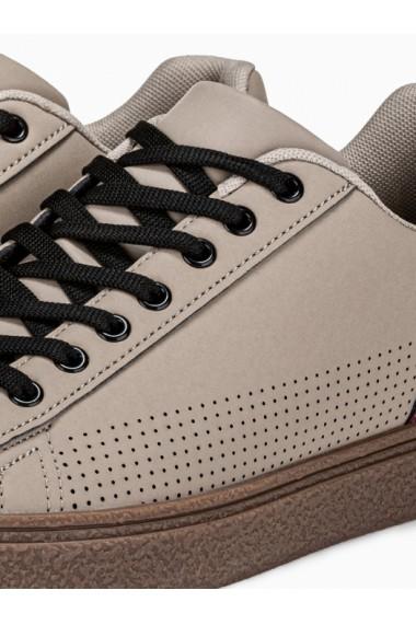 Pantofi casual barbati - T359 - bej