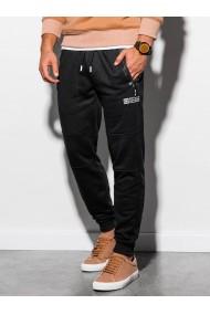 Pantaloni de trening barbati - P902 - negru