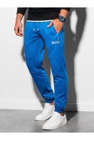 Pantaloni de trening barbati - P902 - albastru