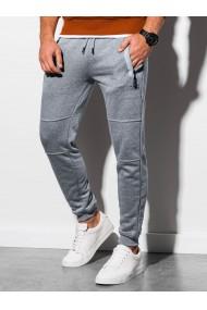 Pantaloni de trening barbati - P902 - gri