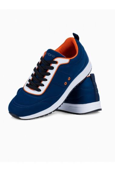 Adidasi barbati - T360 - bleumarin