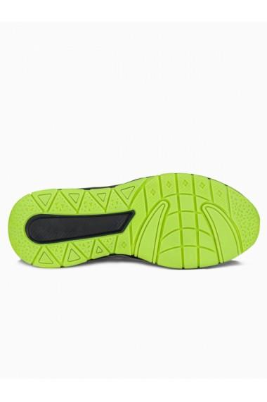 Sneakers casual barbati T363 - verde