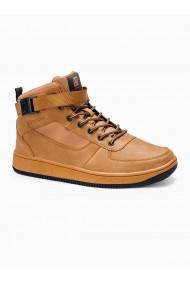 Sneakers barbati T317-bej