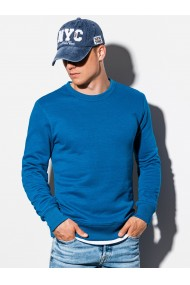 Bluza barbati B978 - albastru-1
